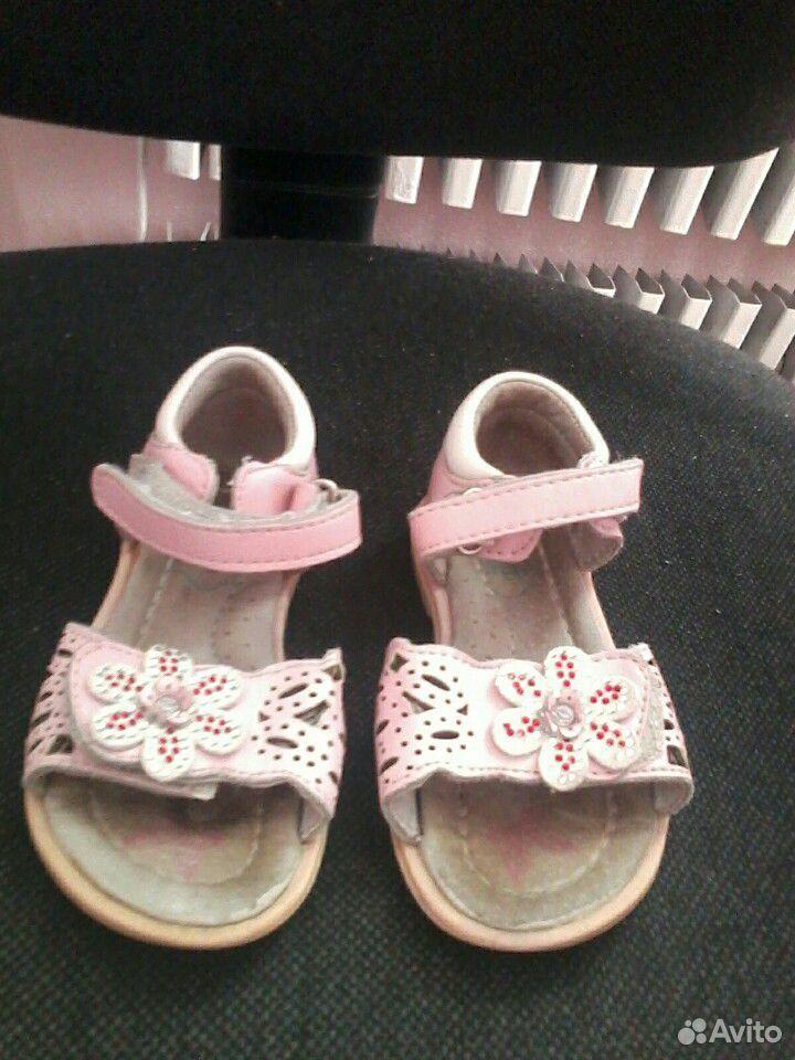 Сандали и туфли детские