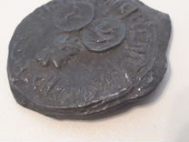 Отливка из свинца 70 мм диаметр, 174 г