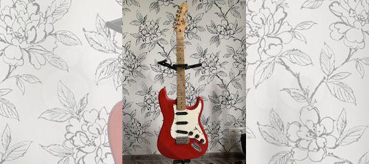 Гитара Squier by Fender Made in Korea 1993 vn купить в Москве с доставкой   Хобби и отдых   Авито