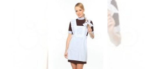 Школьное платье на выпускной, форма СССР купить в Москве на Avito —  Объявления на сайте Авито 01f090e6c54