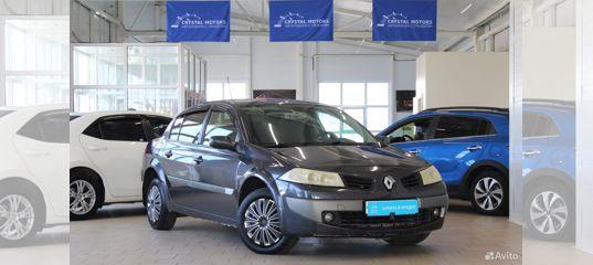 Renault Megane, 2006 купить в Омской области | Автомобили | Авито