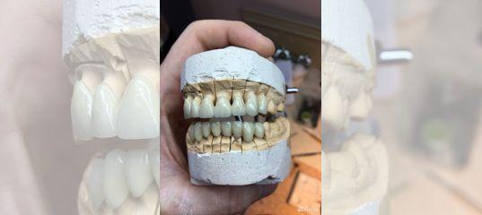 Зубной техник на дому применение массажеров витек