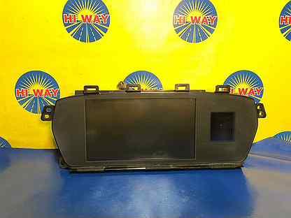 Монитор Honda Odyssey RB1 K24A 2003
