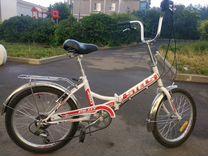 Велосипед стелс 450