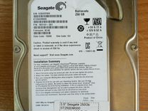 """3.5"""" Жесткий диск SATA 250GB Seagate — Товары для компьютера в Краснодаре"""
