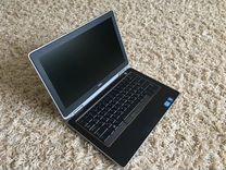 Бизнес-ноутбук Dell Latitude E6320 на Core i5