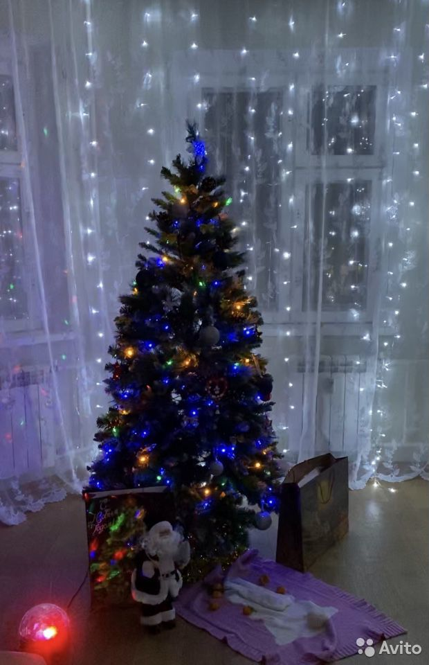 елка искусственная новогодняя  89226550927 купить 4