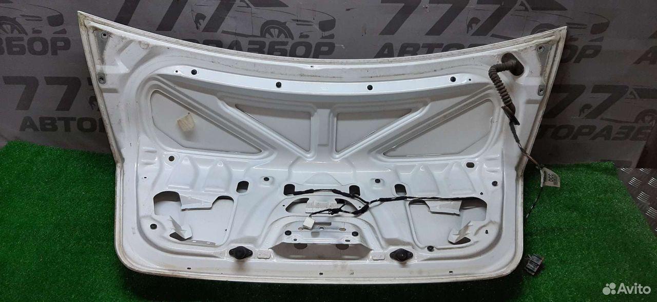 Крышка багажника Ford Focus 2 седан  89625362777 купить 3