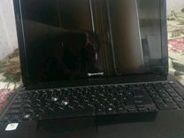 Ноутбук Packard Bell после апгрейда
