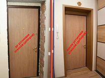 Доборы для входных дверей