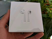 Apple AirPods 2 новые