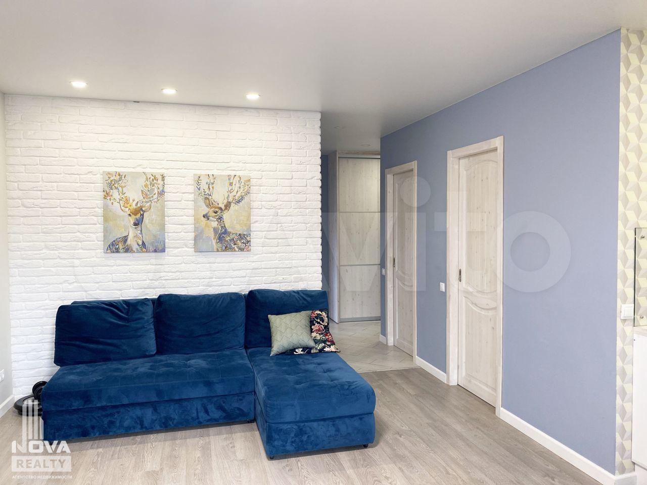 3-к квартира, 72 м², 4/12 эт.  89814010721 купить 6