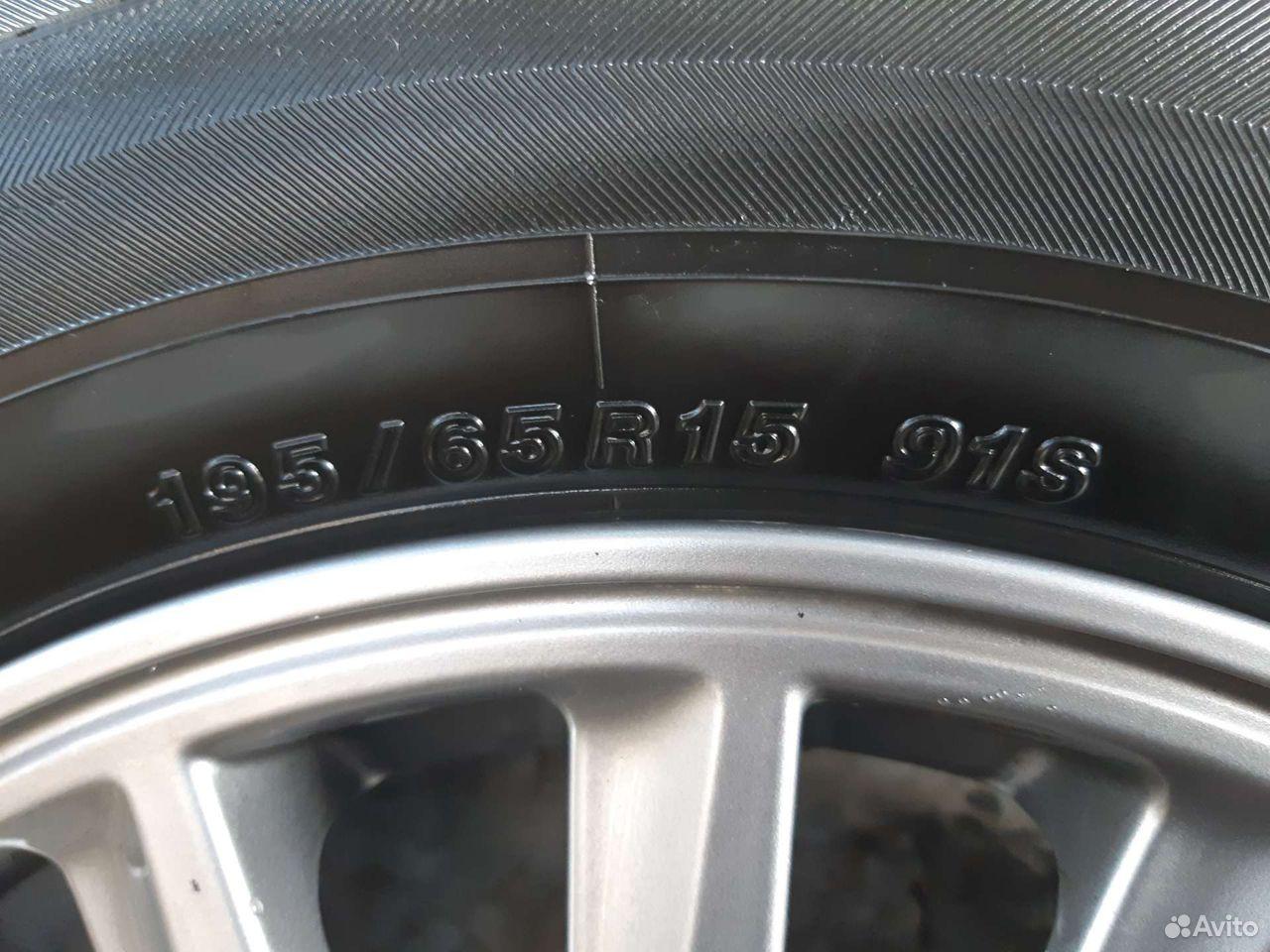 Оригинальные литые диски Toyota Esquire, Noah, Vox  89145850797 купить 7