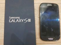 Galaxy S3 pebble blue