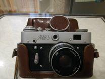 Фотоаппараты Фед 3