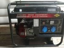 Бензогенератор мощностью 3 кВт