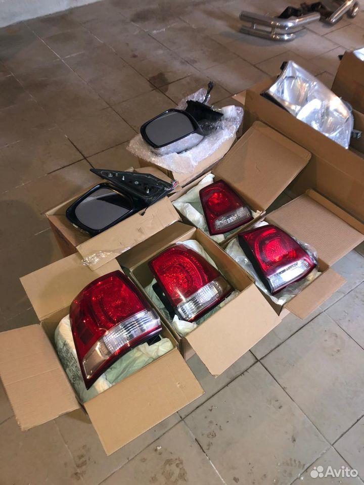 Рестайлинг комплект на Toyota Land Cruiser 200 200  89138946067 купить 1