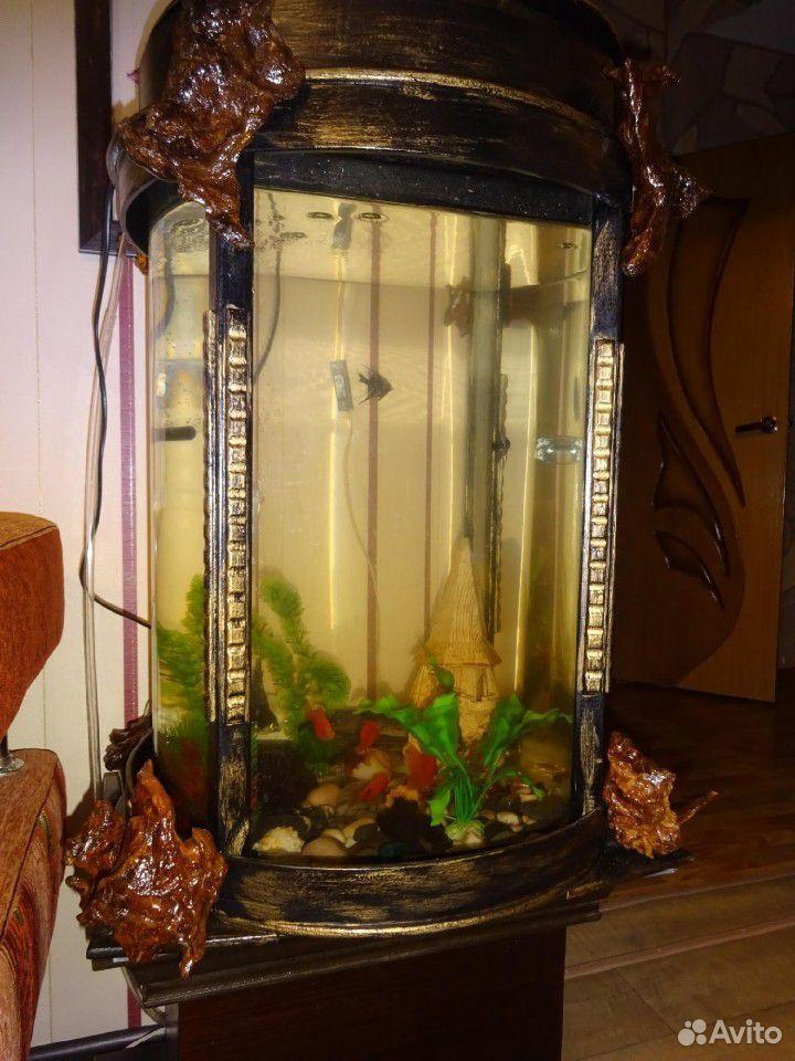 Аквариум для рыбок  89202043598 купить 1