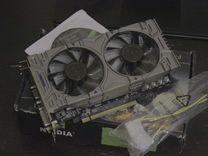 Nvidia Gtx 450 2GB gddr5 GeForce Новая hdmi 1050