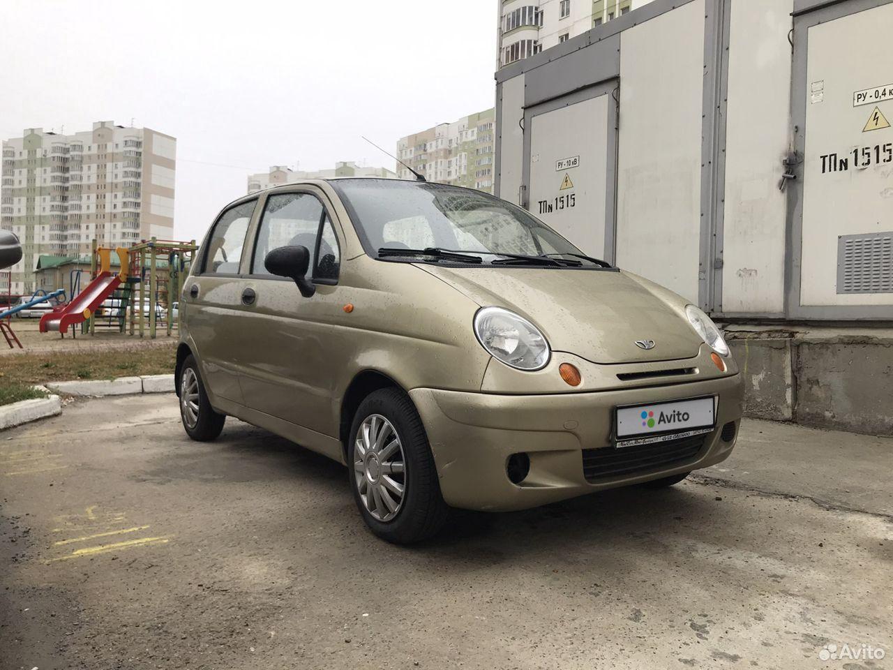 Daewoo Matiz, 2008  89066903227 купить 3