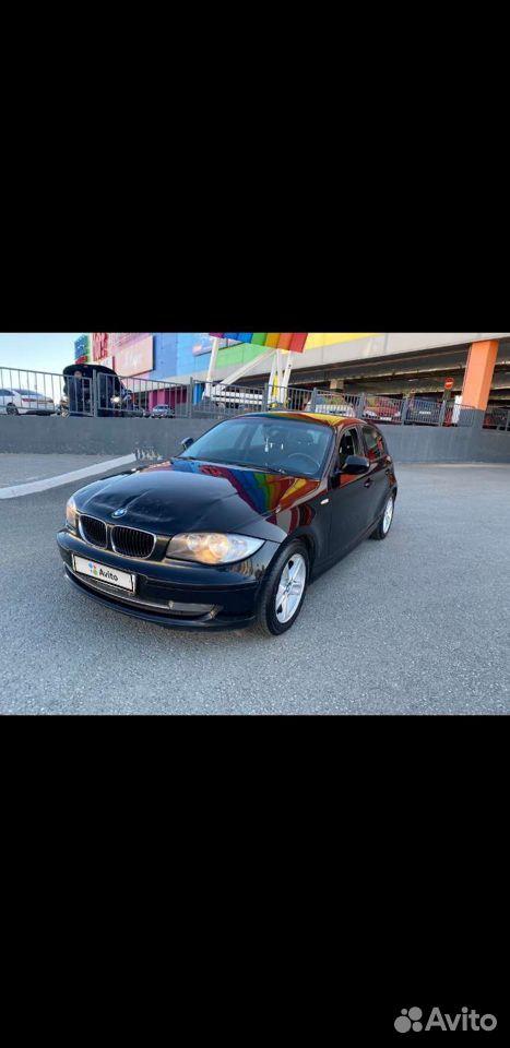 BMW 1 серия, 2010  89122616329 купить 2