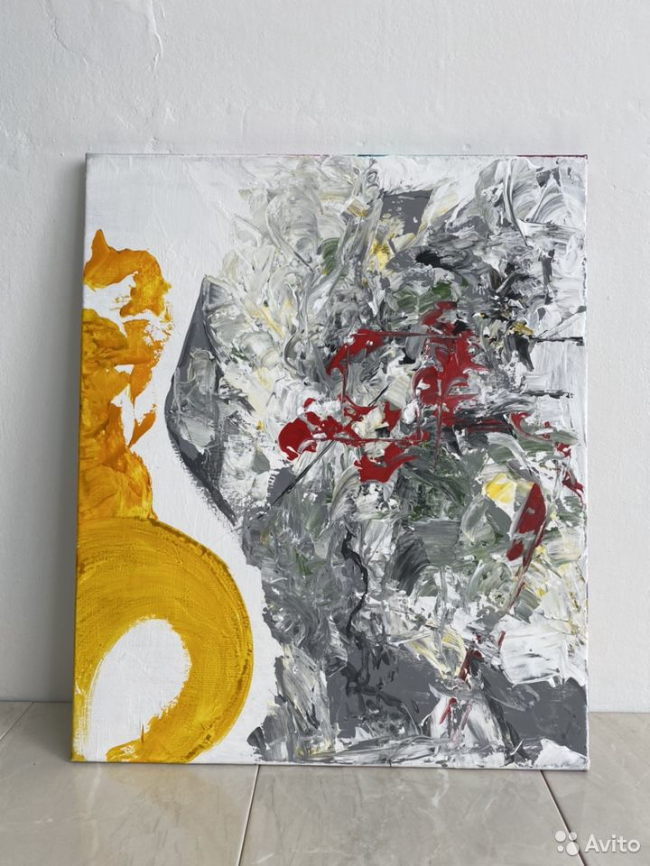 Painting abstraction 89106630492 buy 1