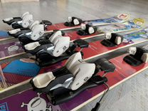 Детские фрирайдные лыжы faction 145 см 1 пара