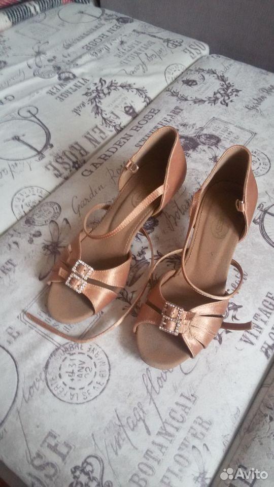 Туфли для танцев  89106014230 купить 1