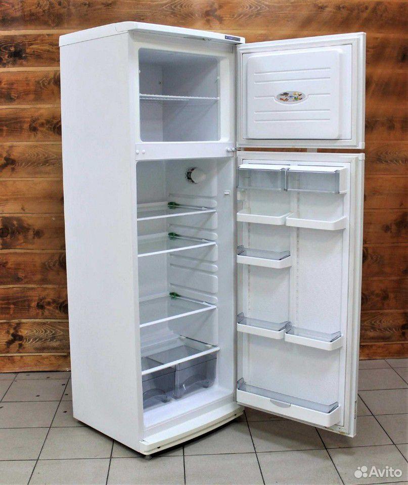 Белоснежный Холодильник Атлант  89083071561 купить 5