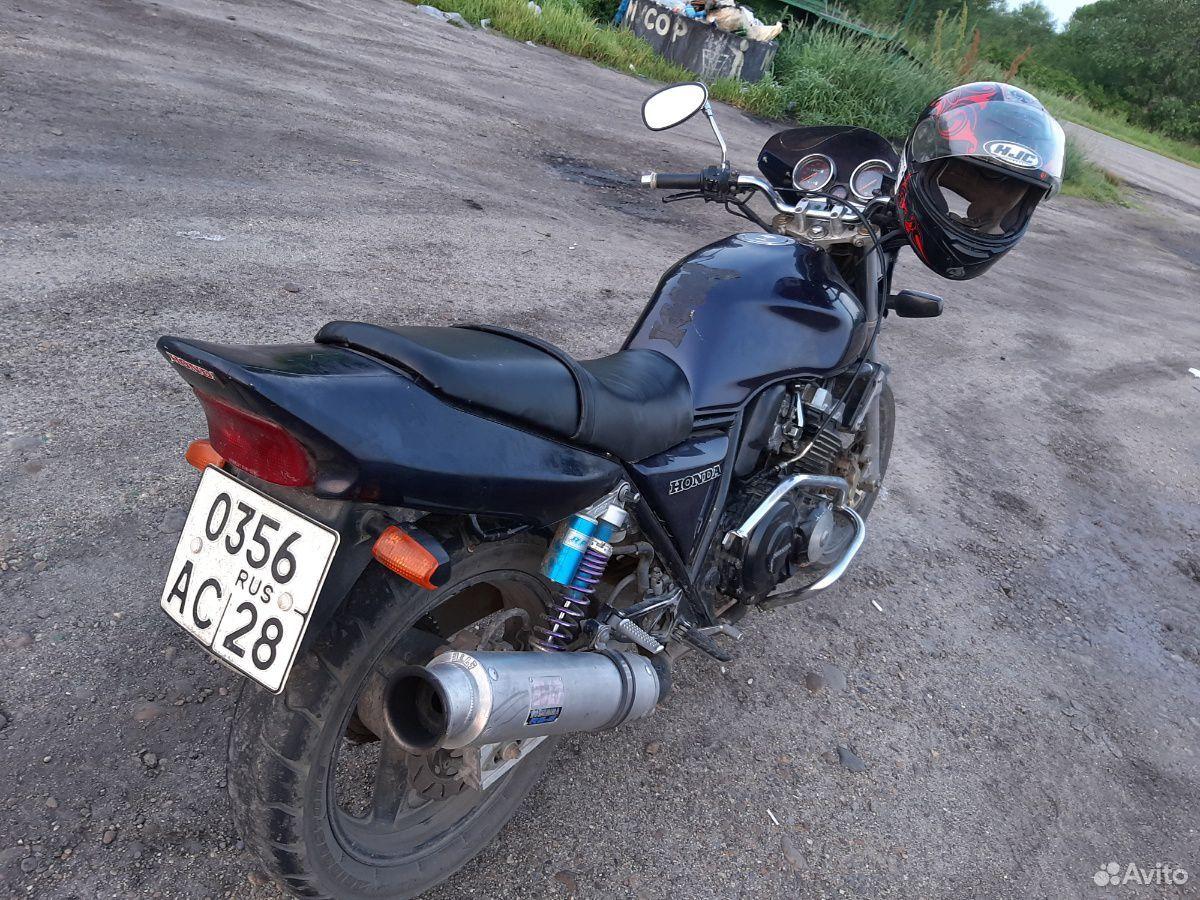 Honda SB 400 1998  89098155549 купить 1