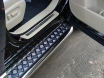 Боковые подножки для автомобилей