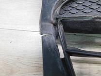 Решетка в бампер Порш Макан с 2013