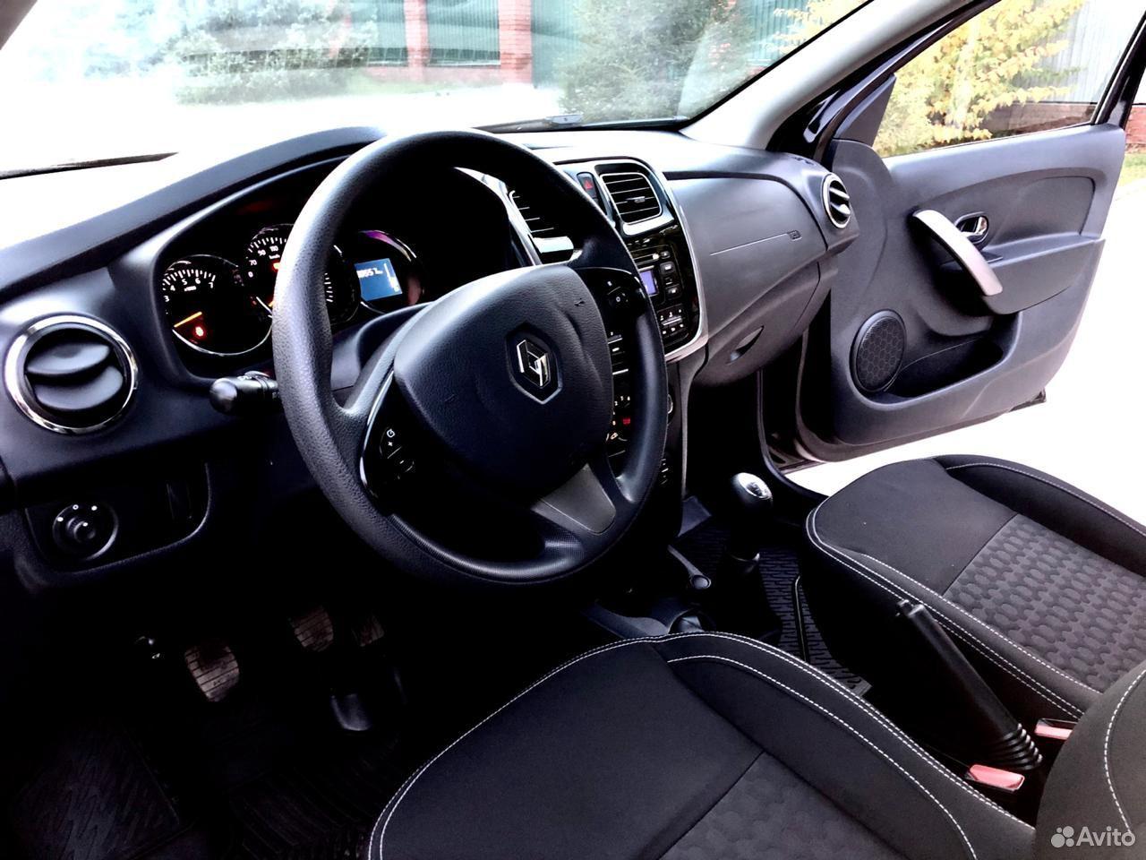 Renault Logan, 2016  89103203877 купить 9