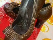 Туфли,натуральная кожа