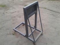 Подставка для хранения лодочного мотора