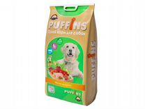 Корм Puffins для собак мясное ассорти
