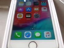 iPhone 6, Silver, 16GB