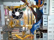 Комплектующие для компьютера