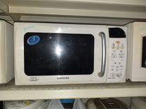 Микроволновая печь-гриль Самсунг б\у