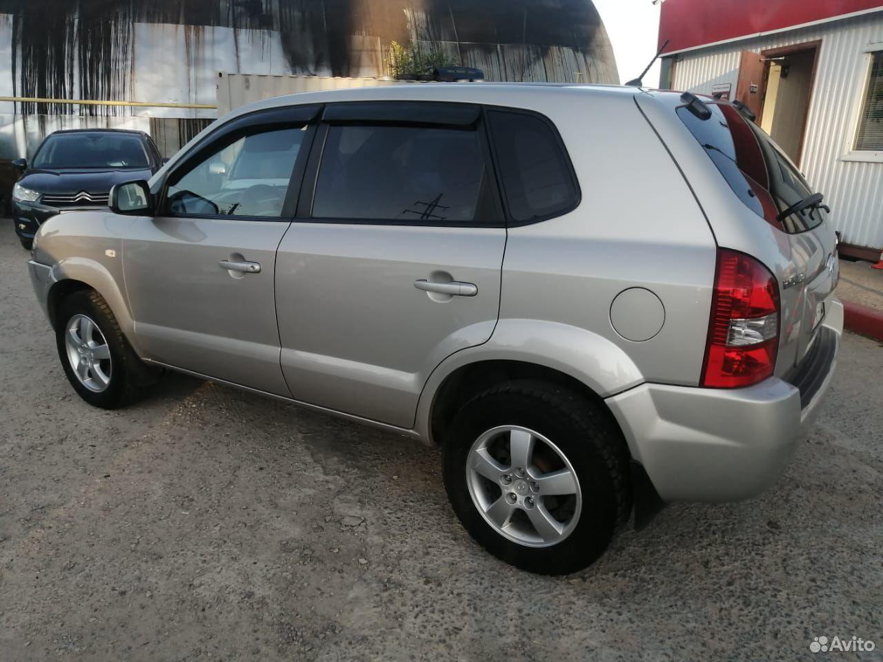 Hyundai Tucson, 2008  89092315708 buy 9