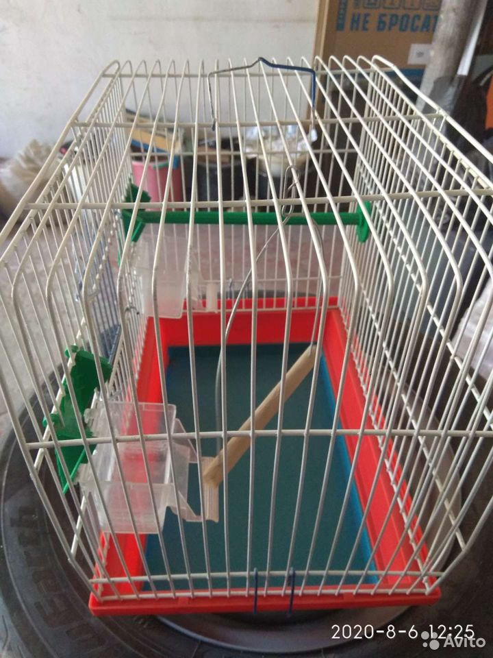 Клетка для птичек  89787355080 купить 3
