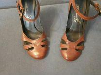 Туфли Vicini натуральная кожа — Одежда, обувь, аксессуары в Челябинске