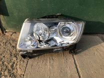 Фара Jeep Compass MK — Запчасти и аксессуары в Екатеринбурге