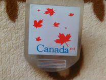 Магнит-прищепка на холодильник Канада