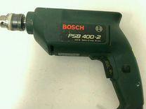 Дрель ударная Bosch PSB 400-2 — Ремонт и строительство в Москве