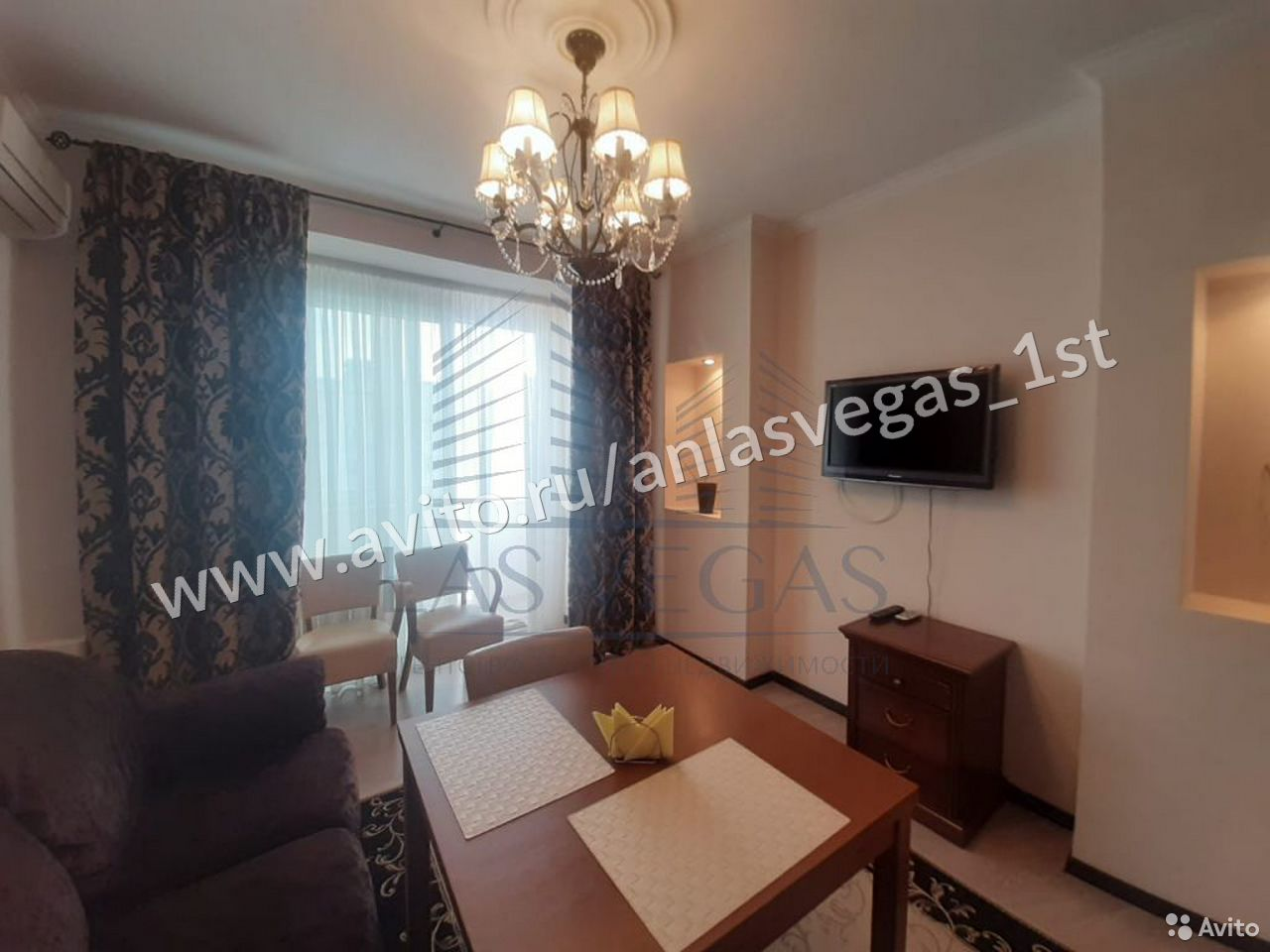 2-room apartment, 50 m2, 9/9 FL.  89322082701 buy 6