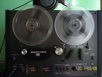Akai GX4000D,220V,японец,катушечный магнитофон