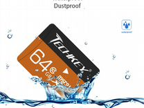 MicroSD Techkey 32gb c10 u1
