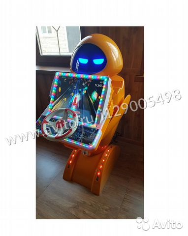 детский игровой автомат новосибирск