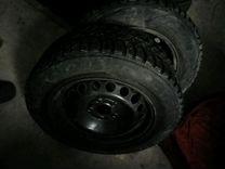 Bridgestone. 195/65/15 на 5/114.3(рено)